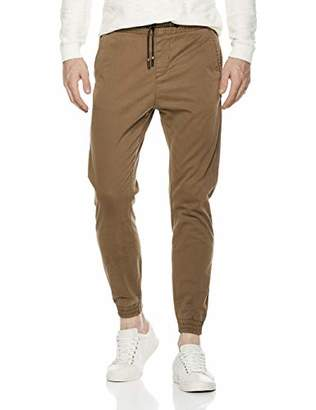 Boxpleats Teen Boys & Juniors Ankle Banded Causal Pants XX-Large Size