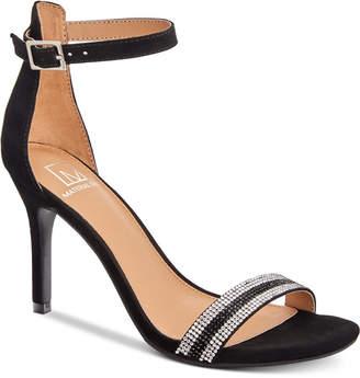 Material Girl Blaire Dress Sandals, Women Shoes