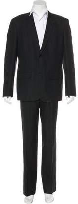 Marc Jacobs Wool & Paper Suit