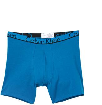 Calvin Klein Underwear CK ID Boxer Briefs $24 thestylecure.com