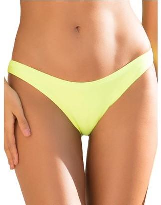 Joan Smalls X Smart & Sexy Womens French Cut Swim Bottom