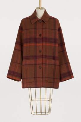 Acne Studios Mid-length wool coat