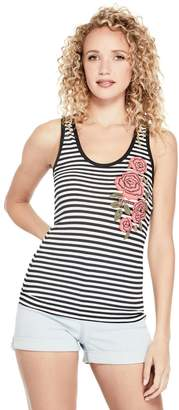 GUESS Factory Women's Banta Rose Tank