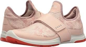 Ecco Women's Biom AMRAP Band Fashion Sneaker Rose Dust