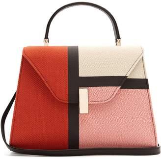 Valextra Iside medium colour-block bag