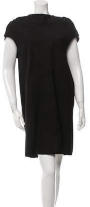Rick Owens Sleeveless Textured Dress w/ Tags