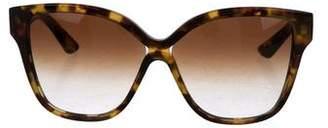 Dita Paradis Tortoiseshell Sunglasses