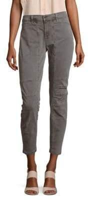 J Brand Ginger Cropped Skinny Jeans