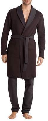 Hanro Lewin Reversible Robe