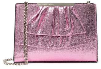 Christian Siriano New York Whoopie Faux Leather Crossbody Bag