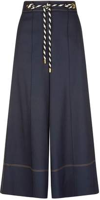 Peter Pilotto Twisted Belt Culottes