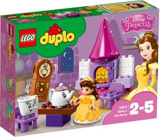 Lego Duplo Disney Belles Tea Party 10877