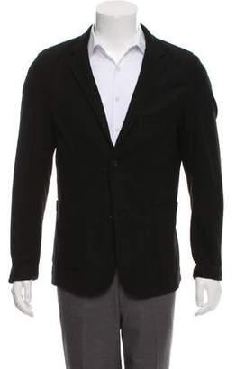 Givenchy Knit Two-Button Blazer