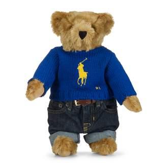 Ralph Lauren Limited-Edition Big Pony Bear