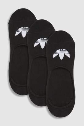 Next Boys adidas Originals Kids No Show Socks 3 Pack