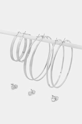 Ardene Pack of Hoops and Studs