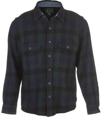 Woolrich Wool Buffalo Flannel Shirt - Men's