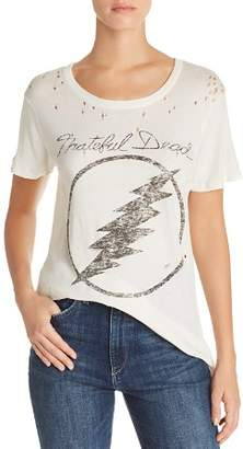 Chaser Distressed Band Graphic Tee