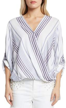 Willow & Clay Stripe Blouse