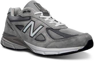 New Balance Men's 990v4 Running Sneakers from Finish Line