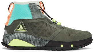 Nike ACG Grey Ruckel Ridge Sneakers