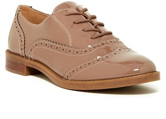 Franco Sarto Imagine Wingtip Oxford $79 thestylecure.com