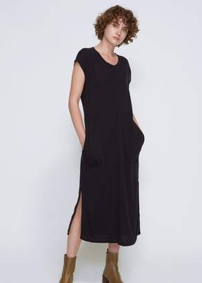 Raquel Allegra Muscle Tee Dress