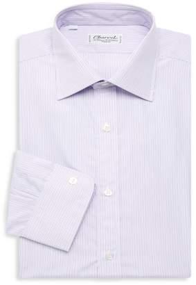 Charvet Narrow Stripe Dress Shirt