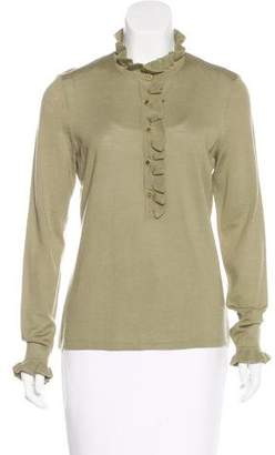 Tory Burch Wool Knit Sweatersw