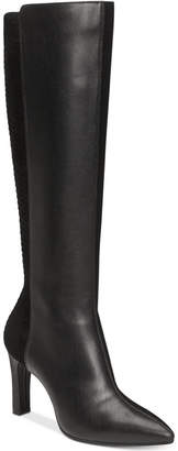 Aerosoles Tax Record Tall Boots Women's Shoes