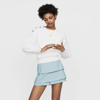 Maje Shoulder-button sweater