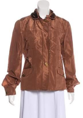 Gucci Silk Lightweight Jacket