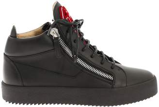 Giuseppe Zanotti Kriss High Top Sneakers