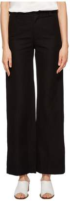Vince High-Rise Wide Leg Pants Women's Casual Pants