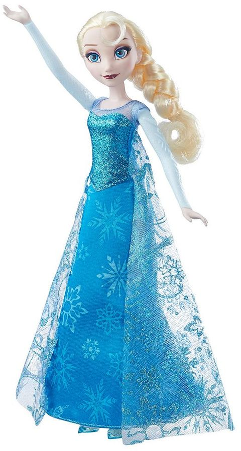 Disney Disney's Frozen Musical Lights Elsa by Hasbro