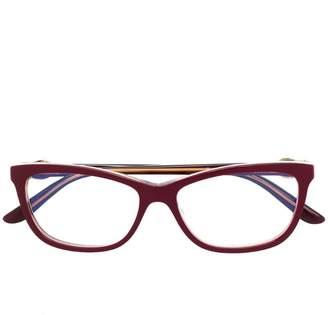 Cartier square-frame glasses