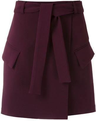 Framed High Tailoring skirt