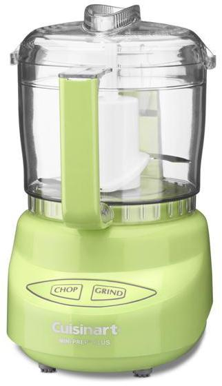 Cuisinart 3-c. Mini-Prep Plus Food Processor, Key Lime Pie