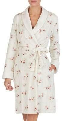 Lauren Ralph Lauren Short So Soft Floral Robe
