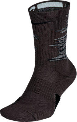 Nike Unisex Elite Graphic Basketball Crew Socks
