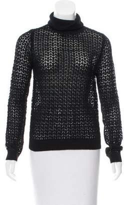 Rachel Comey Alpaca Turtleneck Sweater