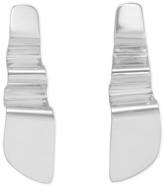 Agmes Small Mira Earrings in Silver