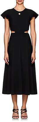 Derek Lam 10 Crosby Women's Cutout Cady Dress