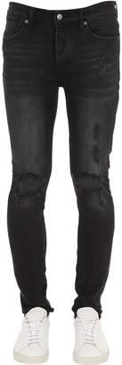 Ksubi Van Winkle Cast Iron Cotton Denim Jeans