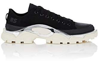 Raf Simons adidas x Women's Detroit Runner Canvas & Nylon Sneakers - Black