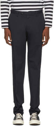 TOMORROWLAND Navy Ice Chino Trousers