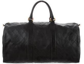 Chanel CC Duffel Bag