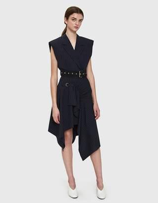 Tailored Handkerchief Skirt