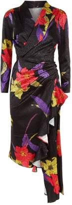 DAY Birger et Mikkelsen Dodo Bar Or Ava Floral Midi Dress