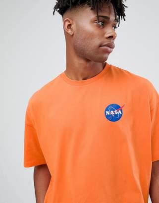 Asos Design DESIGN NASA oversized t-shirt
